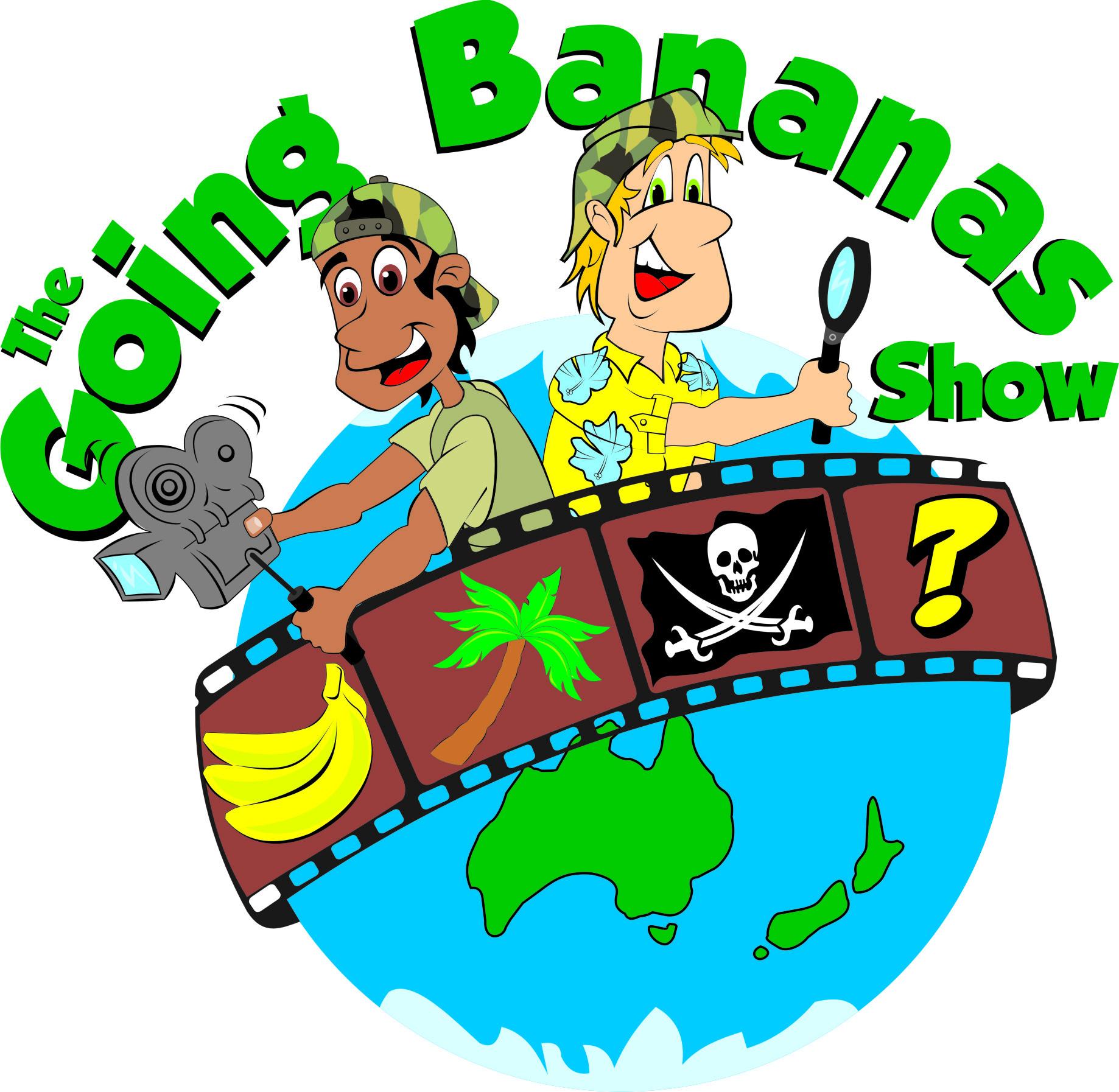 Going Bananas Logo 300413